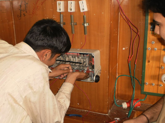 Electrician Course