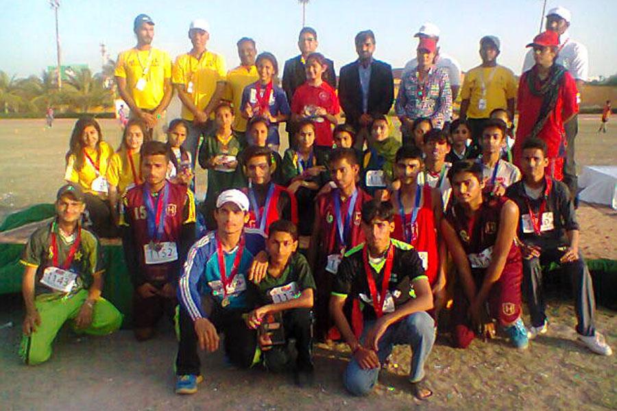 Aman Sports Karachi Schools Athletic Championship_01