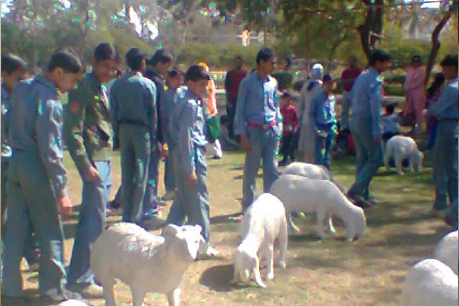 Childrens Day at Frere Hall 04
