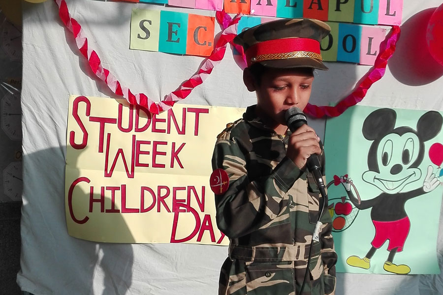 Universal Children's Day and Student's Week