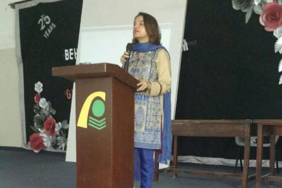 TH awareness talk with Behbud School Children & Mothers