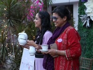 Pour a Cup of Love at Behbud's Wellness Tea held on November 3rd, 2018
