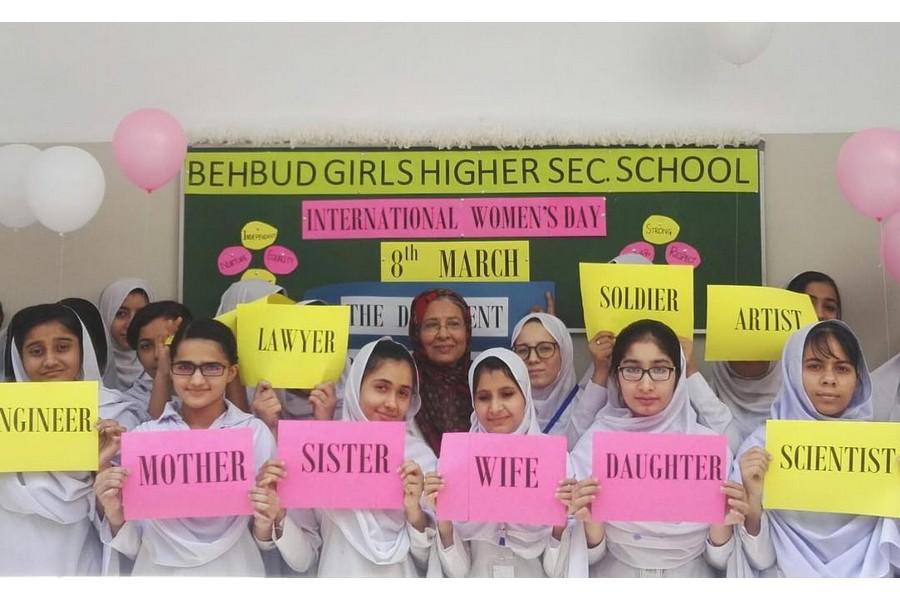 Behbud Girls College Inauguration