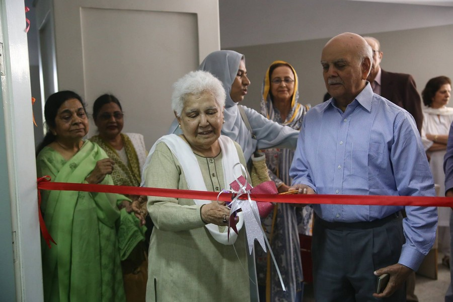Inauguration of the Conference Room