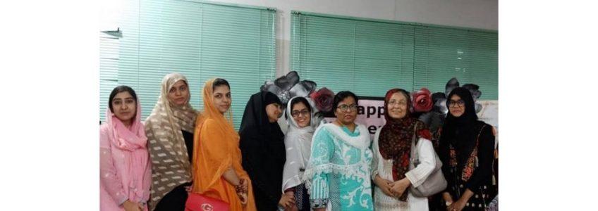 National Women's Day Ceremony